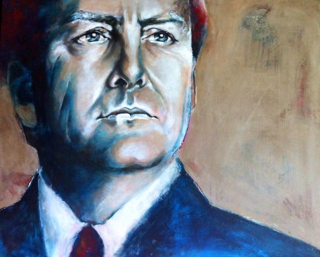 Portret Koning Willem Alexander